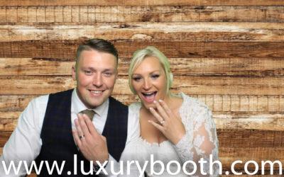 Jessie & Jamie's wedding celebrations at Sopley Mill