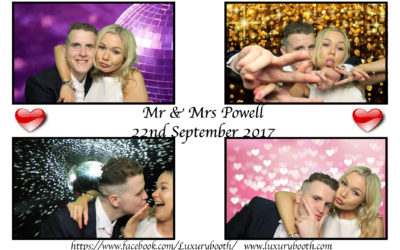 Photos from Alexandra's reception at Cain Manor – Bordon photo booth hire