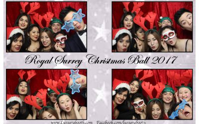 RSCH Christmas Ball 2018 at Guildford Golf Club