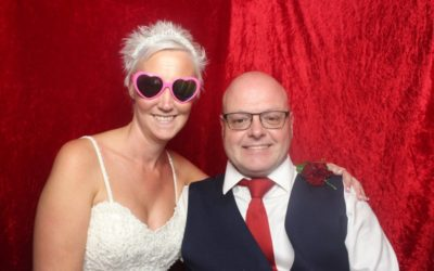 Rosco & Kate's' wedding celebrations at the Royal Chase Hotel