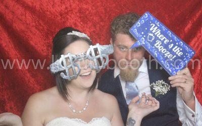 Danielle & Tim wedding celebrations at the Knowle Golf Club, Bristol